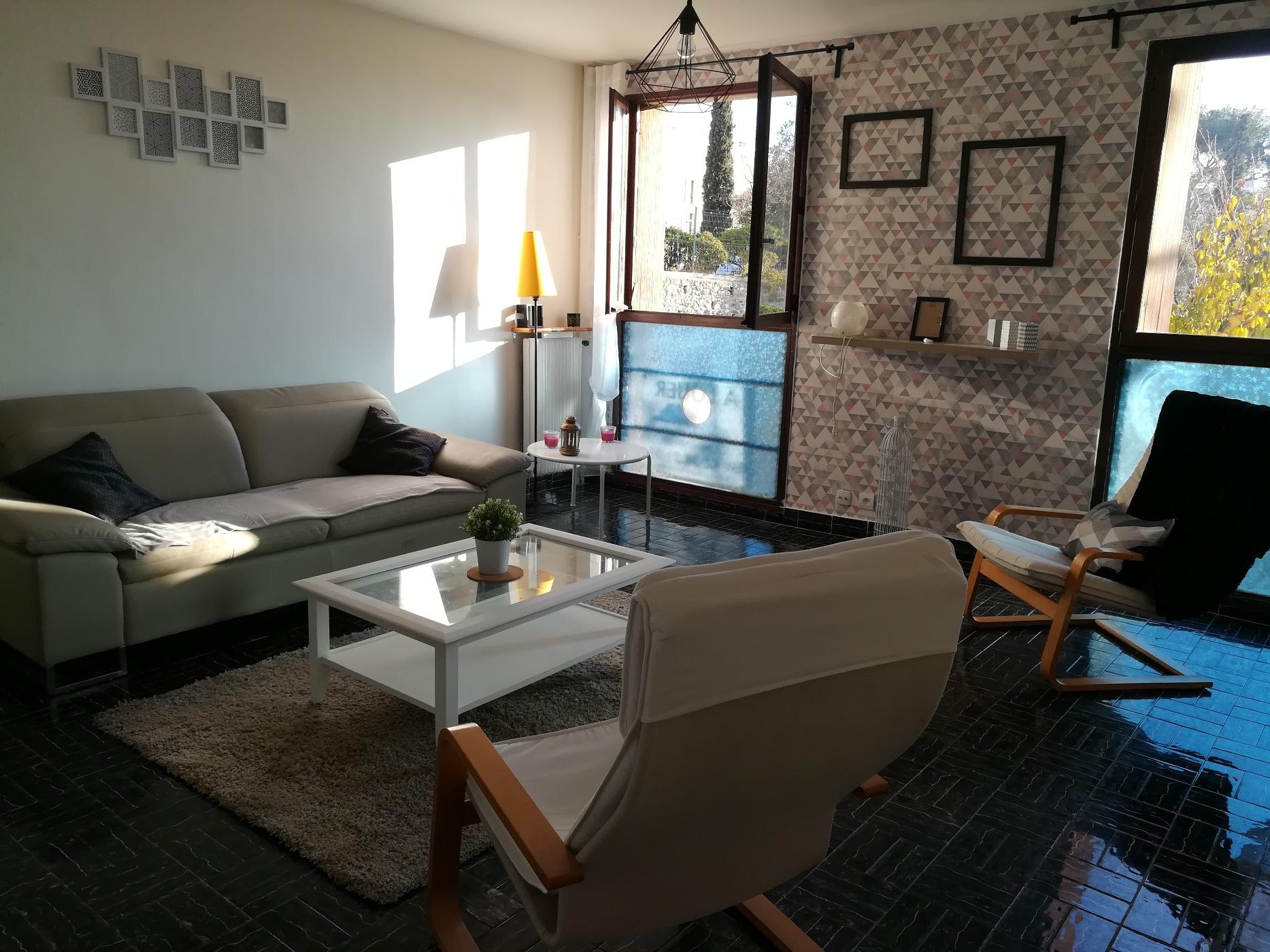 Offres de location Appartement Marseille (13015)