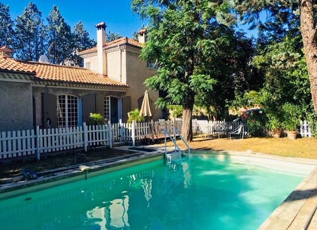 Vente aix en provence quartier pigonnet maison de plein - Piscine plein air aix en provence ...